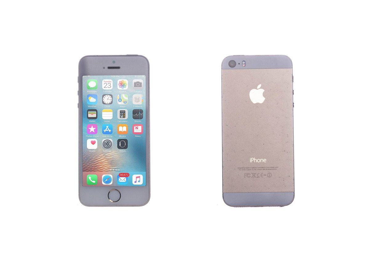 Apple Iphone 5S 16GB Gold A1453 Grade C