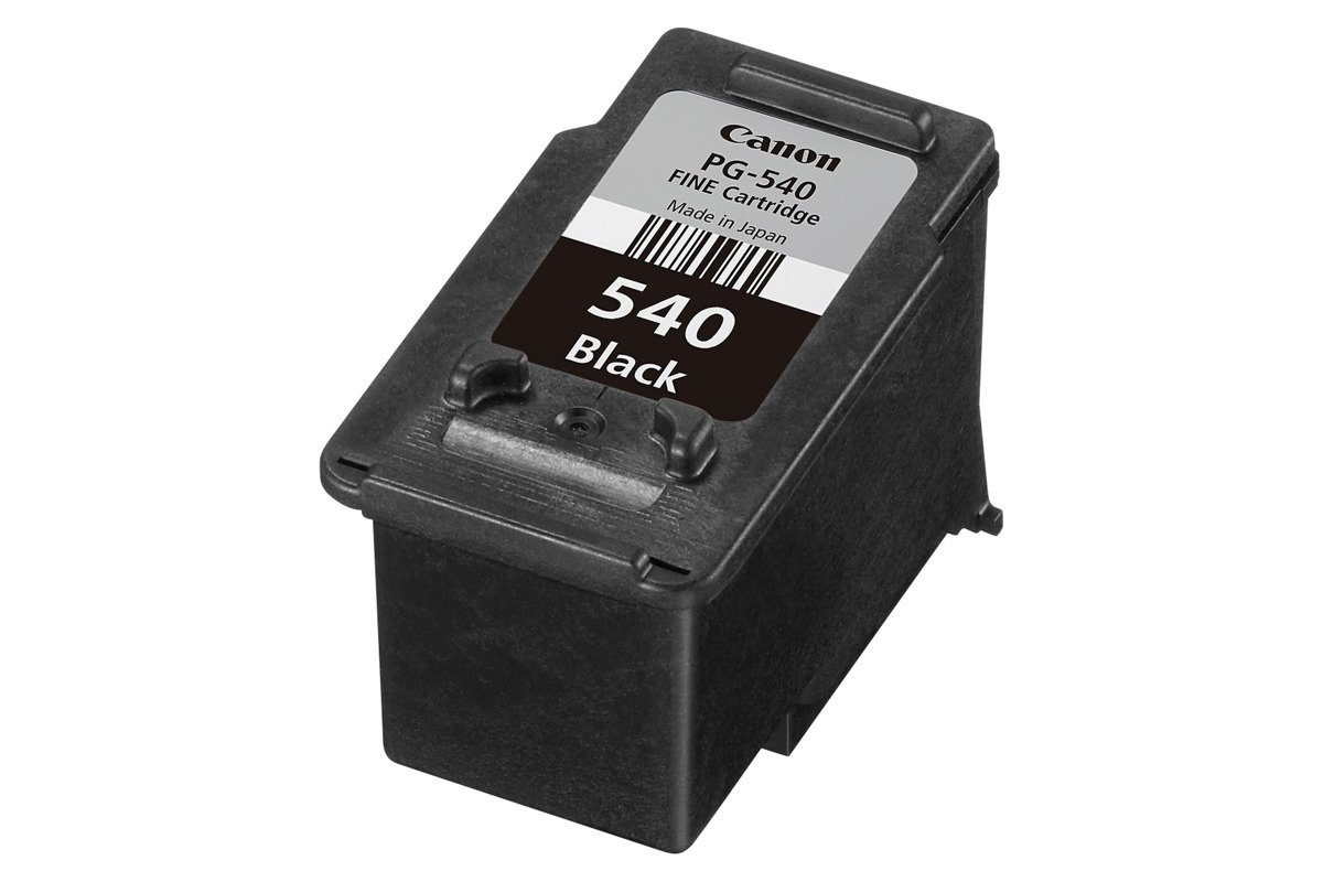 Genuine Ink Cartridge Canon PG-540 Black