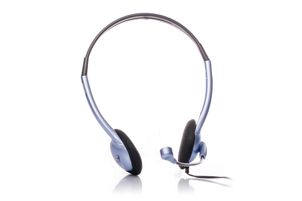 Internet Chat Headset Genius HS-02B call center