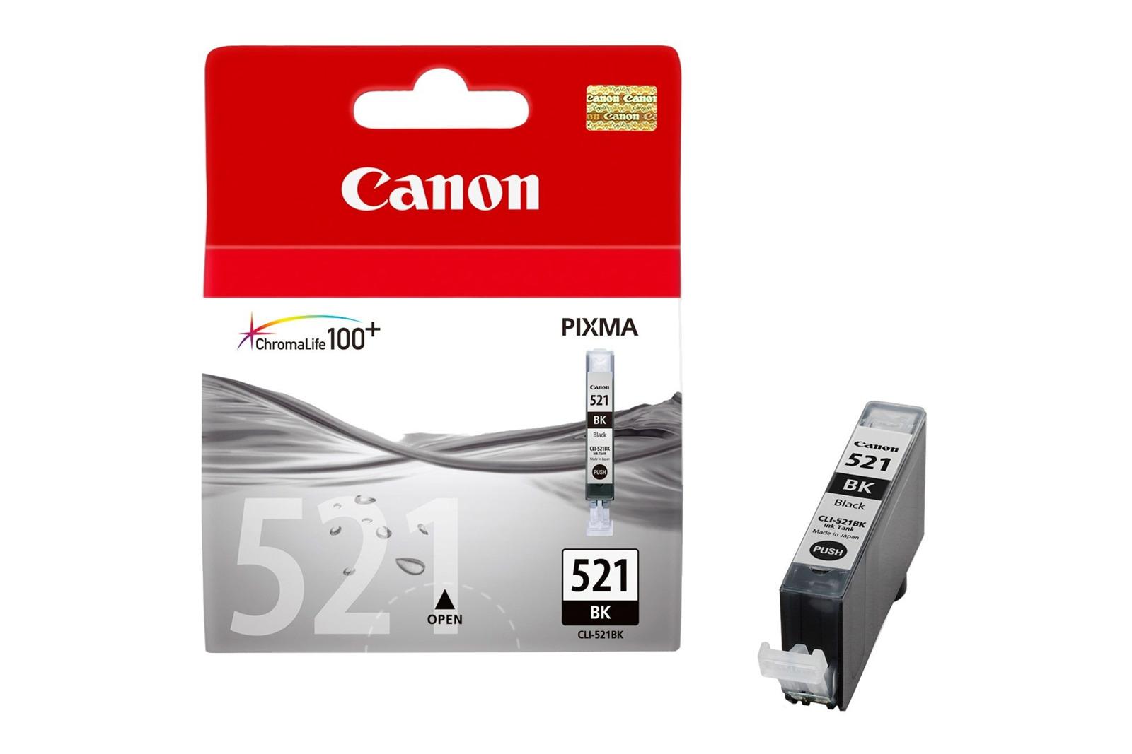 Genuine Ink Cartridge Canon PG-521  Black