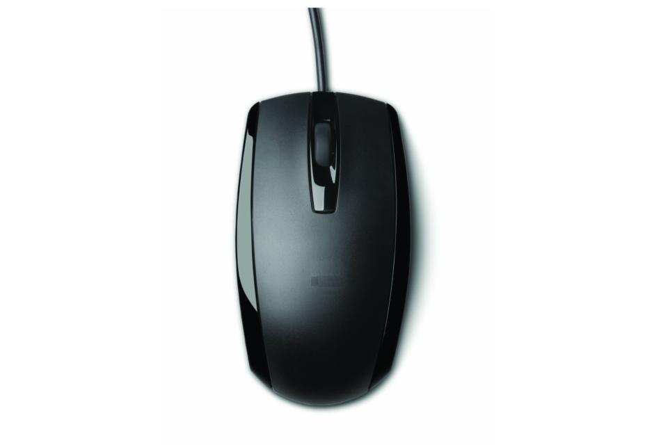 Optical mouse HP N910U USB Black