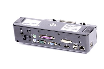 HP 2012 90W Docking Station (A7E32AA) DisplayPort USB DVI