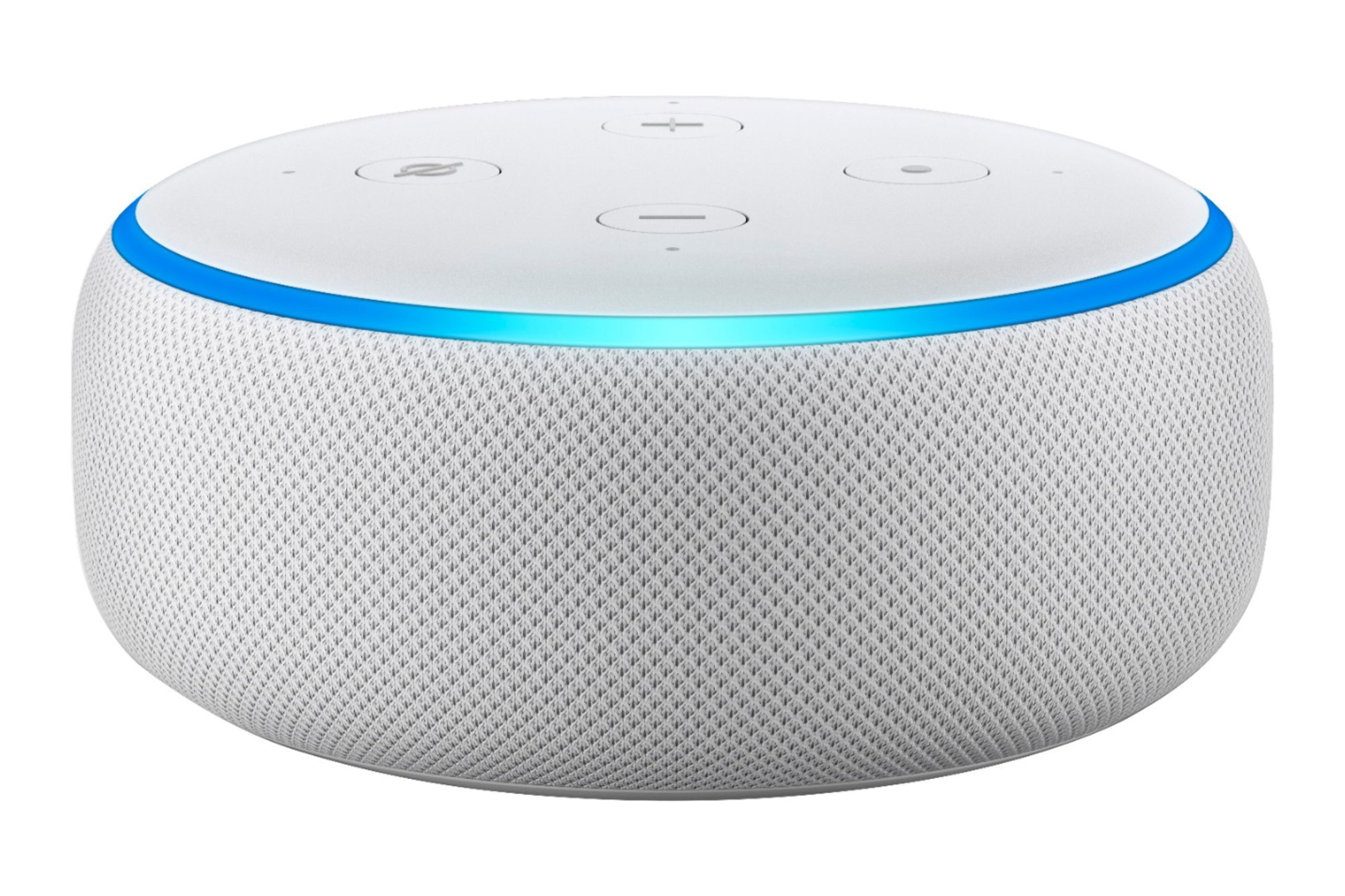 Amazon Echo Dot 3 Generation Smart Speaker mit Alexa Sandstone