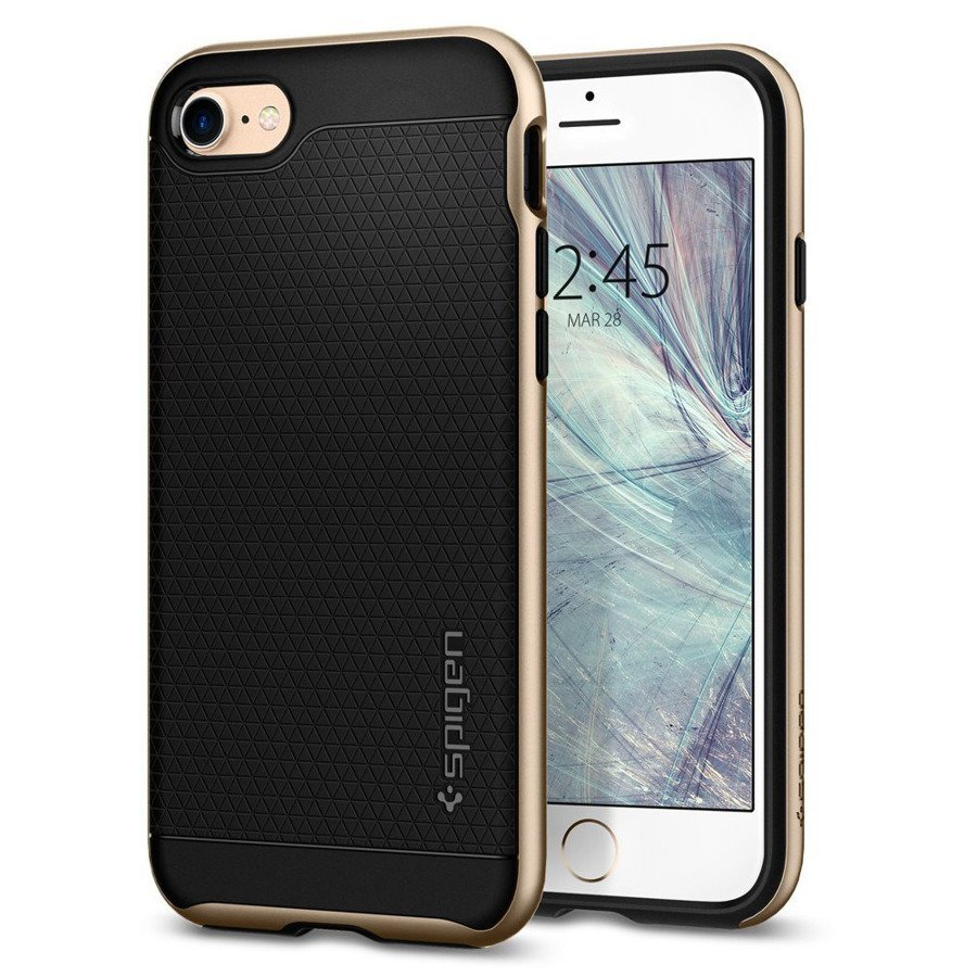 Case Spigen Neo Hybrid 2 Iphone for 7 Champagne Gold