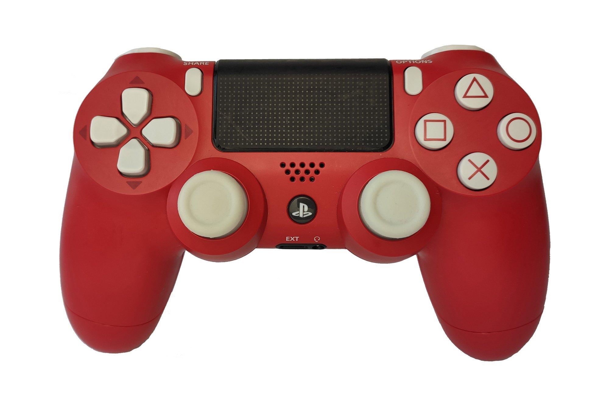 Controller Gamepad Playstation 4 PS4 v2 Spiderman
