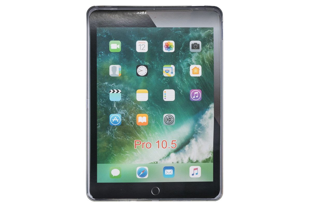 Crystal Klar Weich TPU Silikon Gel Case Backcover für iPad PRO 10.5