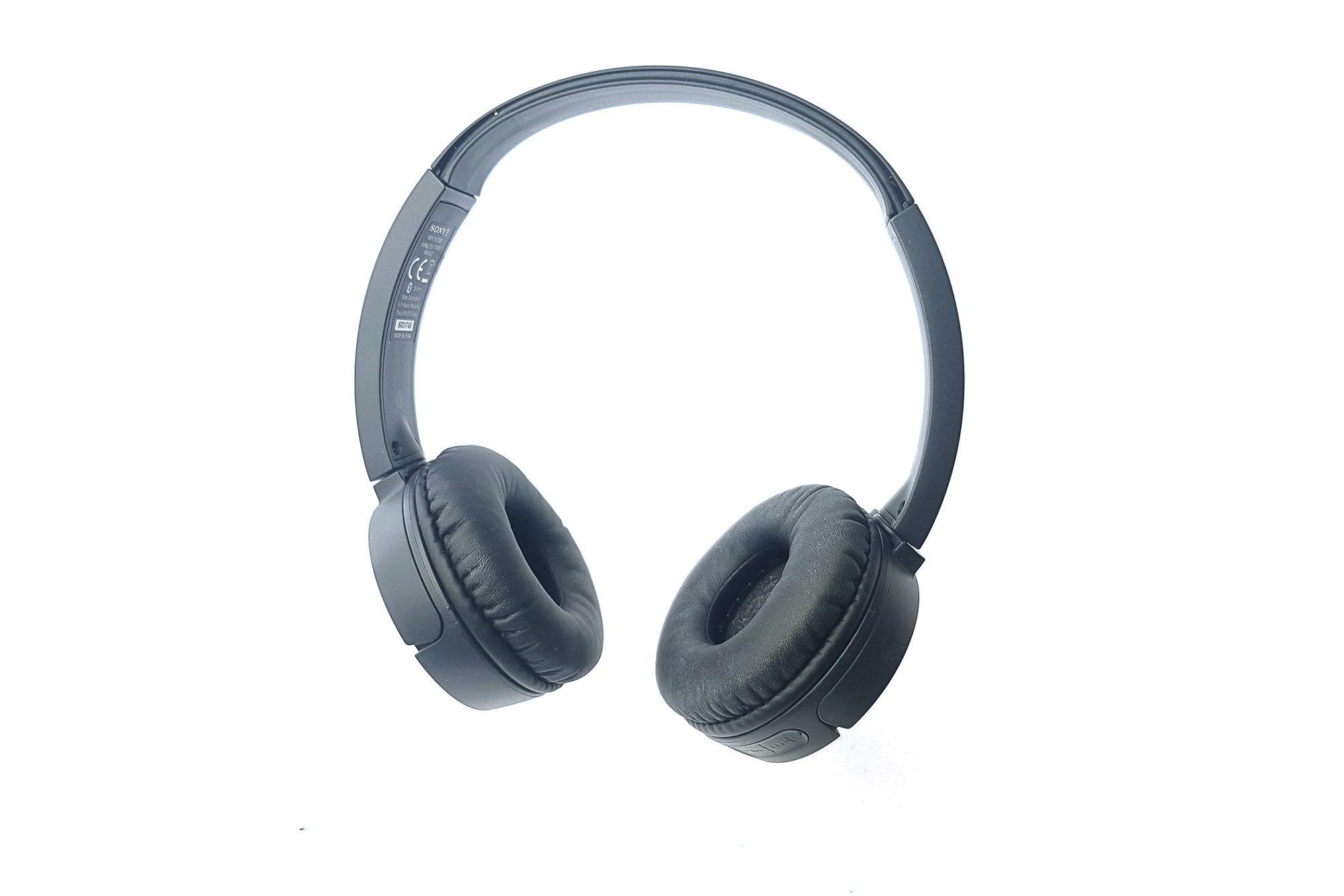 Kabellose Kopfhörer  Sony MDR-ZX220BT Schwarz