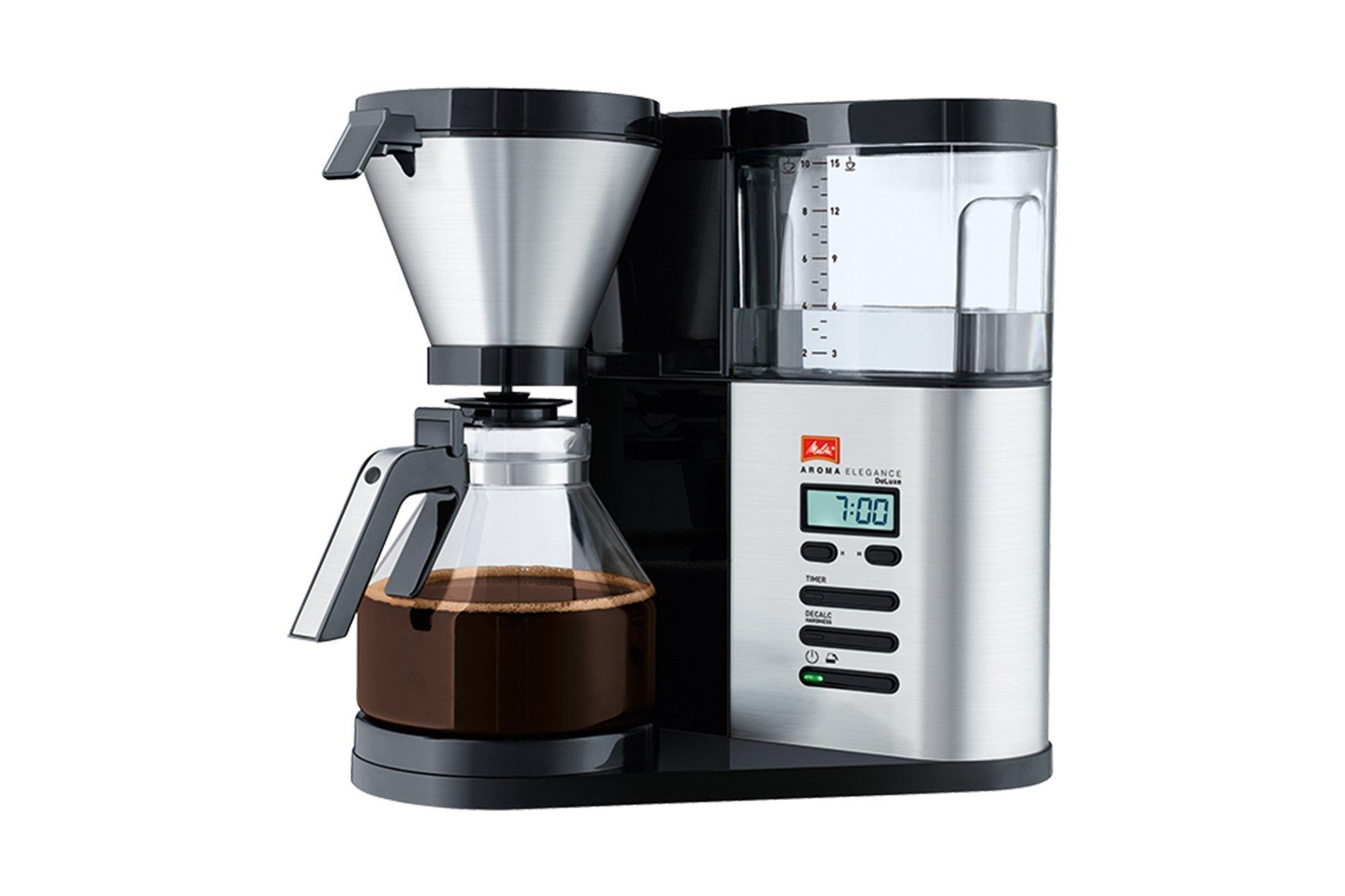 Kaffeemaschine filtern Melitta AromaElegance Deluxe 1012-03 1.2l 1520W