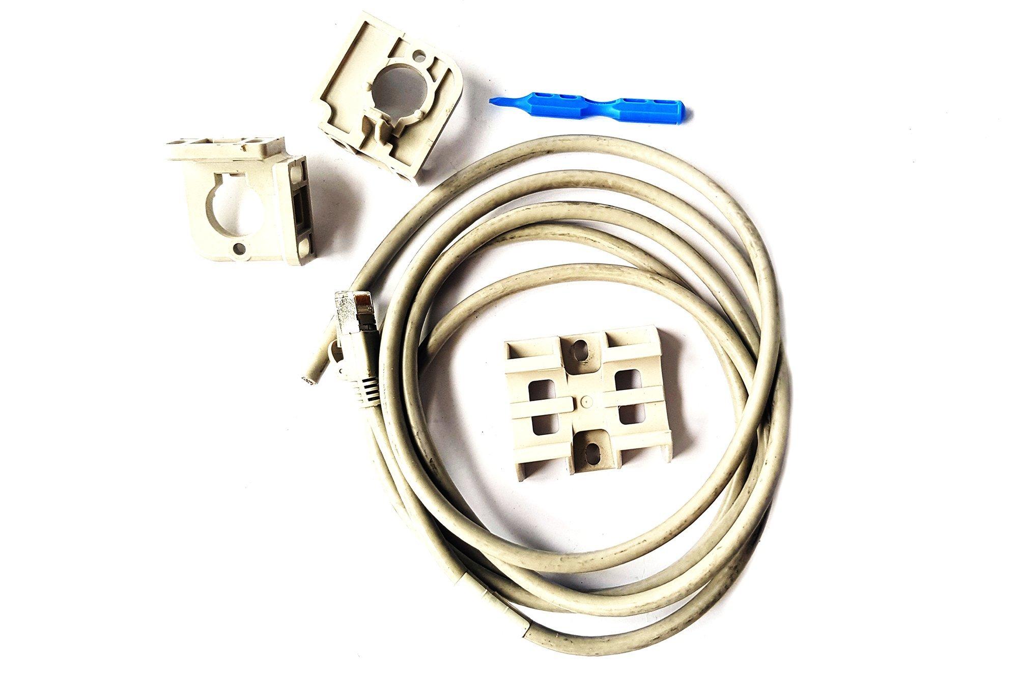 Keyence E/A-Netzkabel, 10-polig, 2 m SJ-C2U