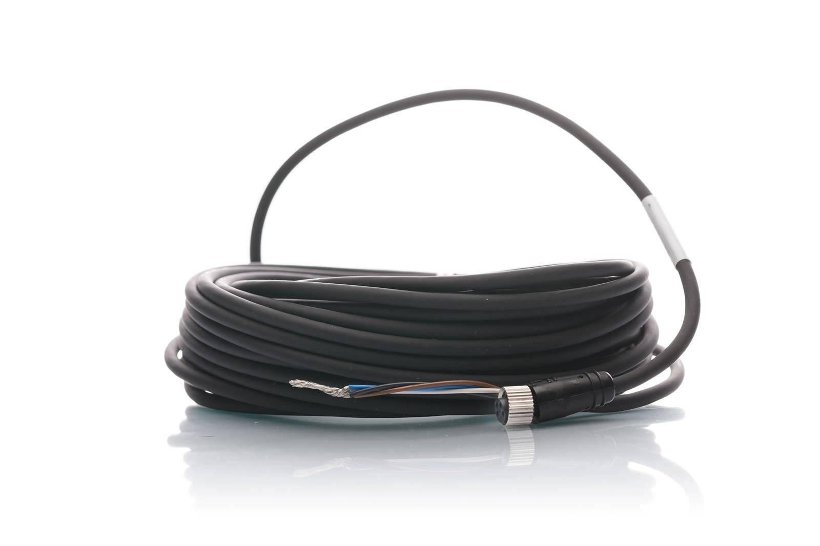 Keyence Verbindungskabel, M8, gerade, 2 m, PVC OP-73864