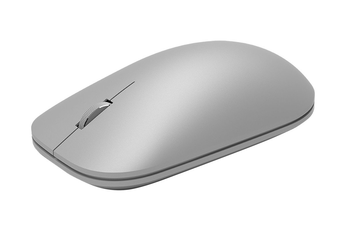 Microsoft Surface Mouse 1741 Grey WS3-00002
