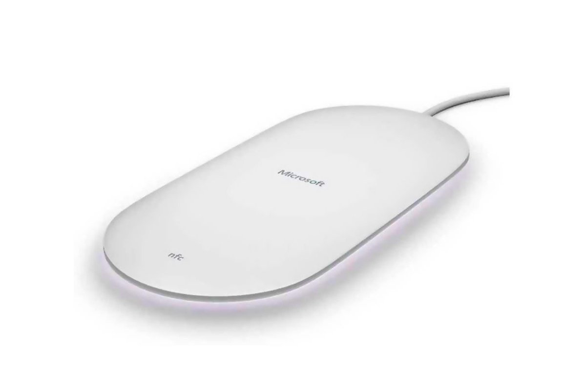 Microsoft Wireless Charger DT-904 02745D8 Weiß