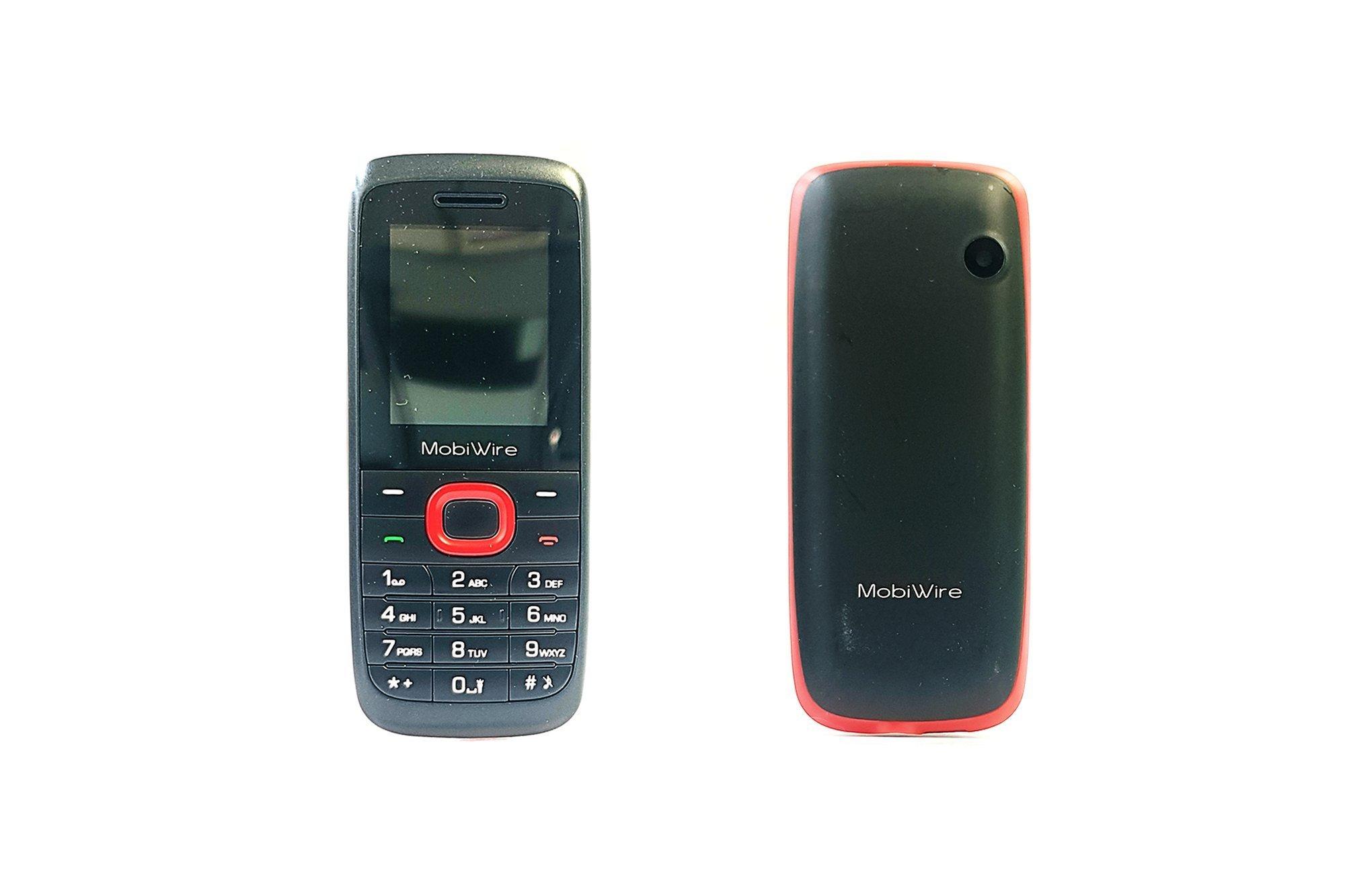 Mobile Phone MobiWire Ayasha Damaged