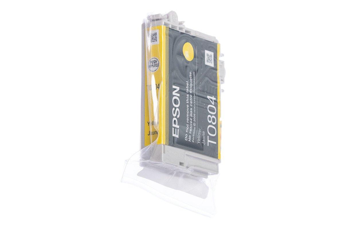 Original Tintenpatronen Epson T0804 C13T080440 Gelb