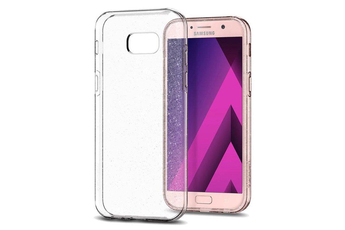Spigen Liquid Air Glitter Quartz Galaxy A5 2017 Case Cover