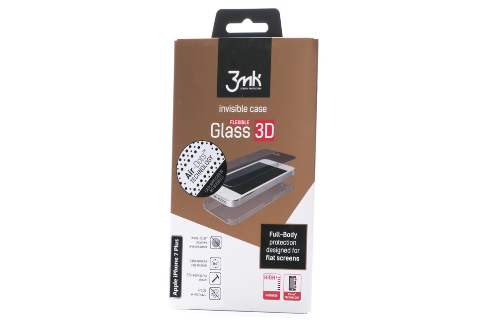 3mk FlexibleGlass 3D MatteCoat iPhone 7 Plus
