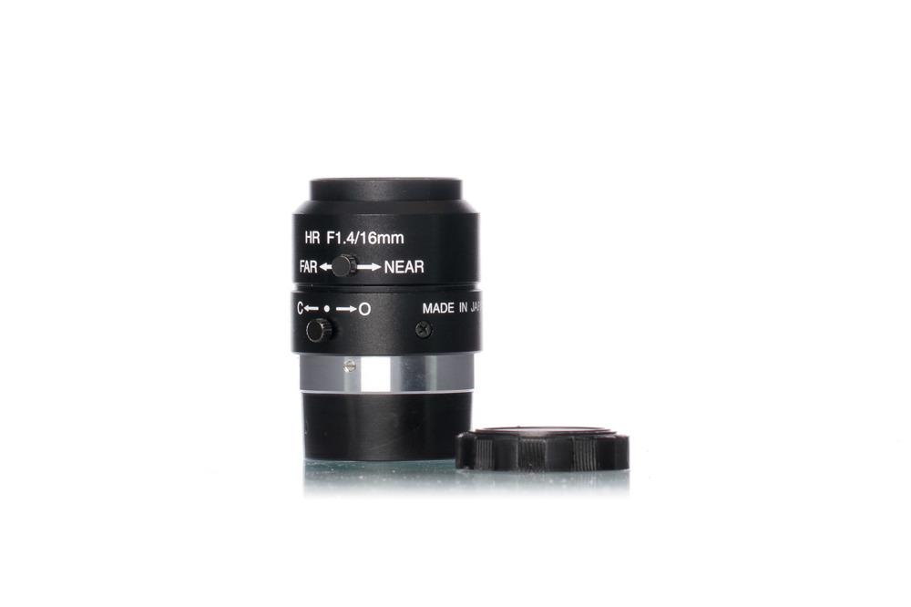High-resolution Low-distortion Lens 16 mm Keyence CA-LH16