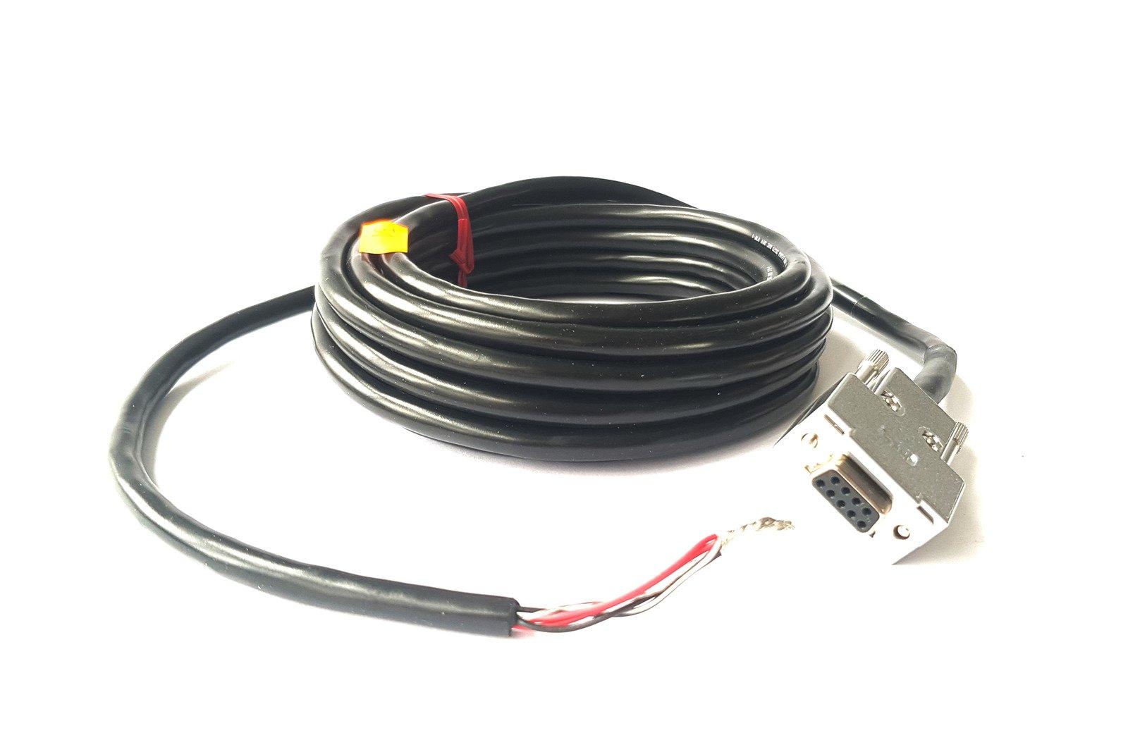 Keyence RS-232C-Kabel für DL, mit getrennten Adern (D-Sub, 9-polig) OP-81283
