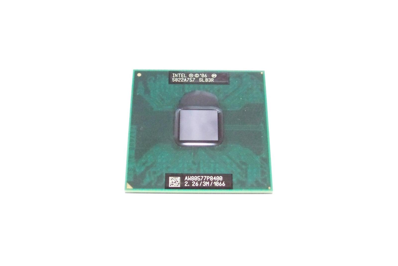 Prozessor Intel Core 2 Duo Mobile P8400 2.26GHz 3MB BFA479