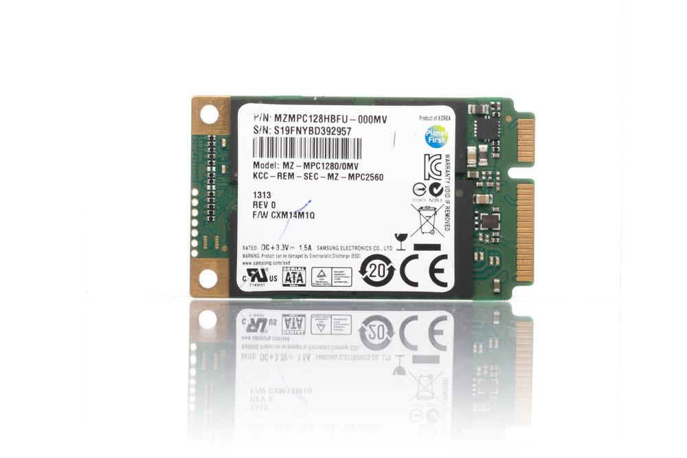 Samsung Msata PM830 MZMPC128HBFU SSD - 128GB- SATA 6Gb/s