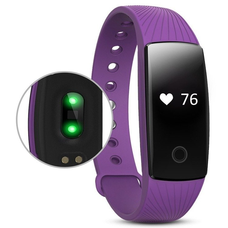 Smartband Riversong Fitness Tracker Wave HR Damaged