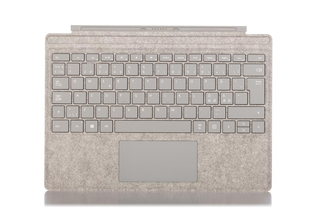 Tastatur Surface Type Cover Pro 4 Signature Edition Grade B (nordisch)