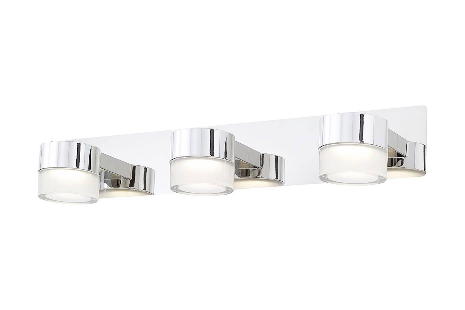 Wandleuchte über dem Spiegel Briloner 2247-038 15W LED